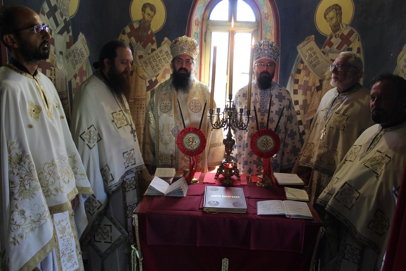 """г. Јосиф, митрополит Тетовско – гостиварски: """"Да ги имаме на ум – Наумовите совети"""""""